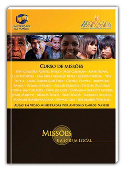 Curso de Missões - Guia do Líder