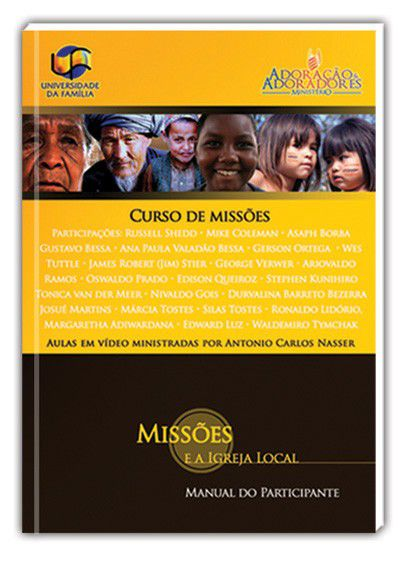 Curso de Missões - Manual do Participante