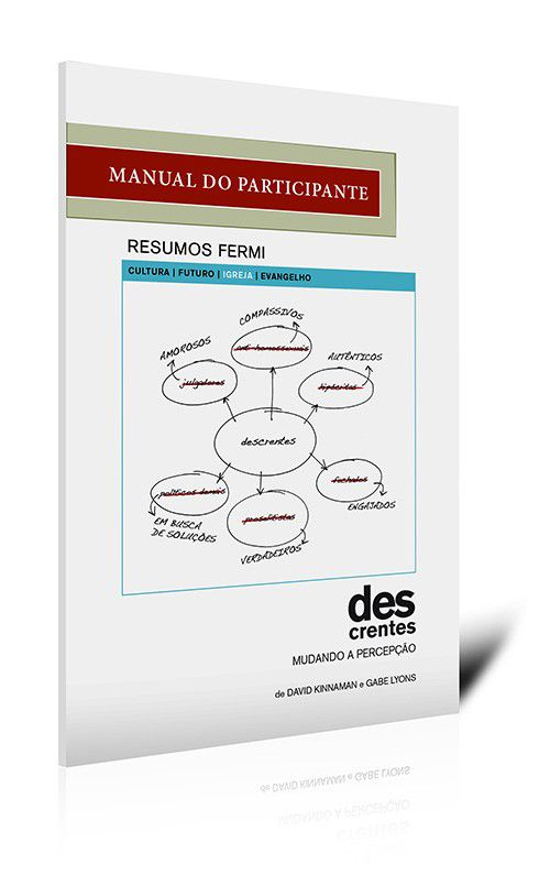 Descrentes - Manual do Participante