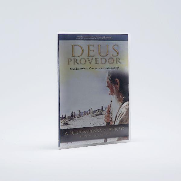 DVD A recompensa de Abraão  - Loja da Família