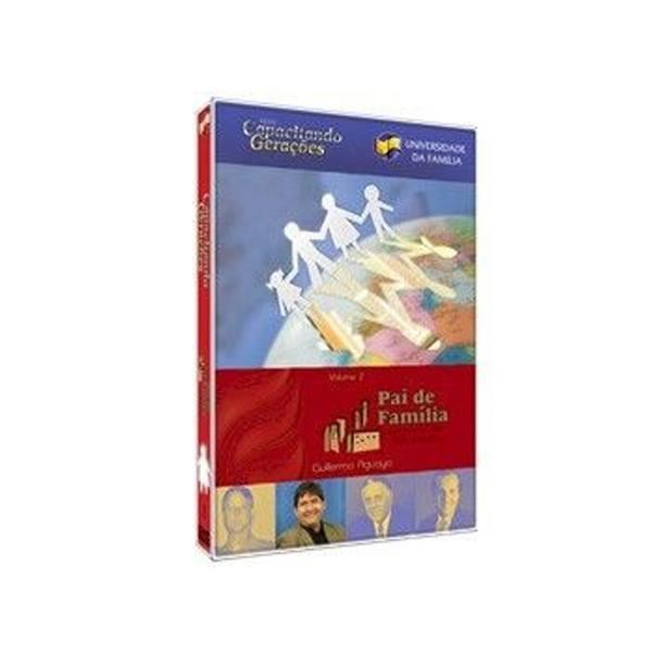 DVD Pai de Família, Alicerce de um Prédio  - Loja da Família