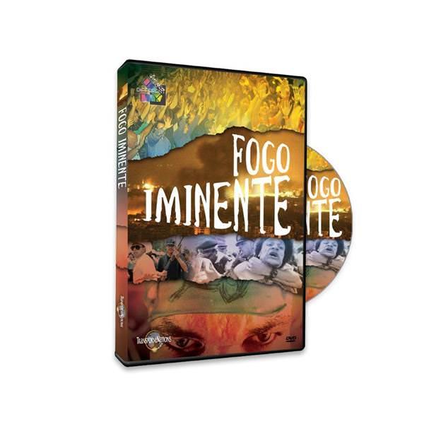 DVD Fogo Iminente