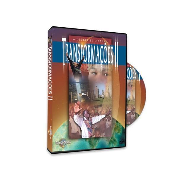 DVD Transformações II  - Loja da Família