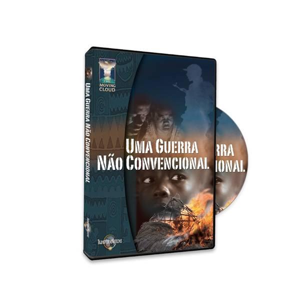 DVD Uma guerra não convencional