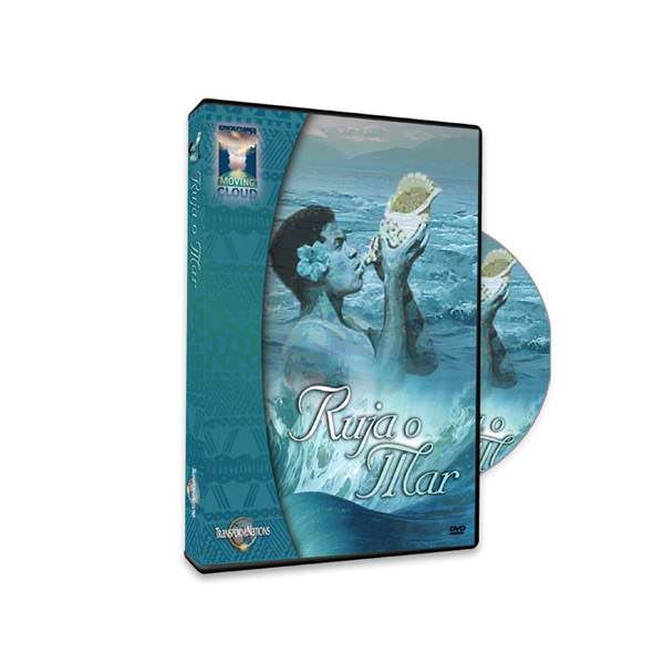 DVD Ruja o mar