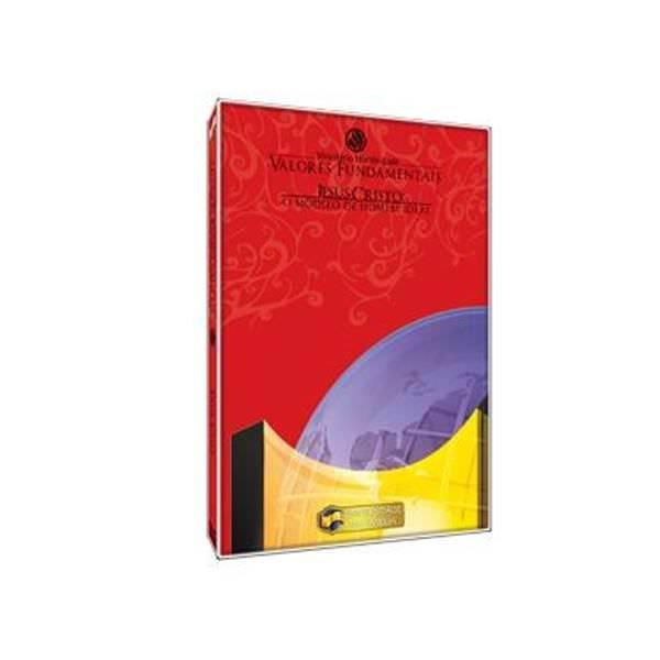 DVD UDF Vol. 1 - Jesus Cristo: O Modelo do Homem Ideal<br><span>Por Paul Cole</span>  - Loja da Família