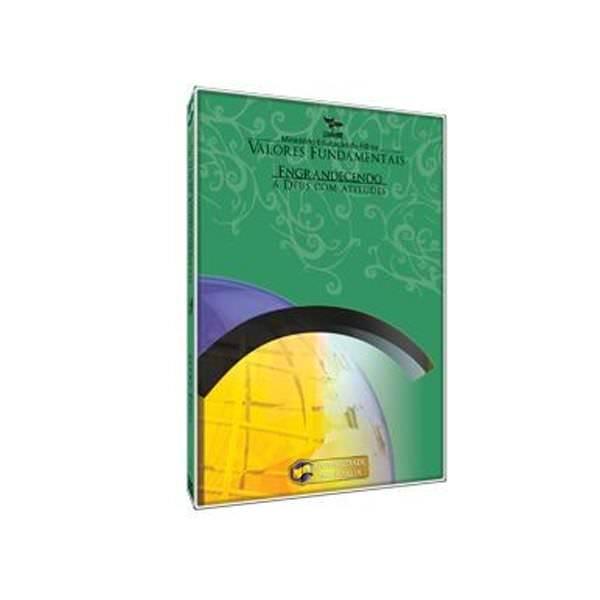DVD UDF Vol. 2 - Engrandecendo à Deus com Atitudes