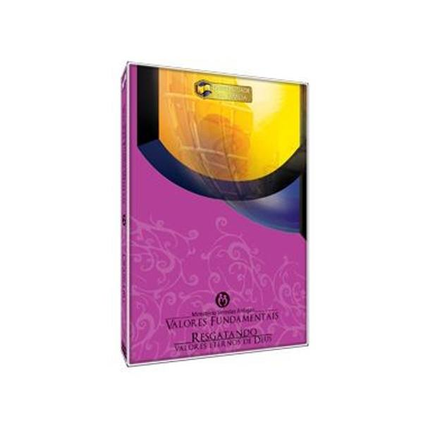 DVD UDF Vol.3 - Resgatando Valores Eternos de Deus  - Loja da Família