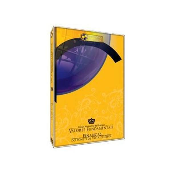 DVD UDF Vol. 4 - Finanças do Ponto de Vista de Deus