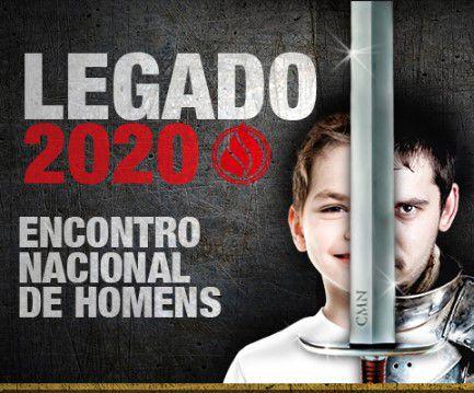 Inscrição Legado 2020  - Loja da Família