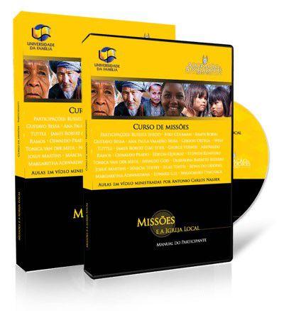 Kit - Curso de Missões