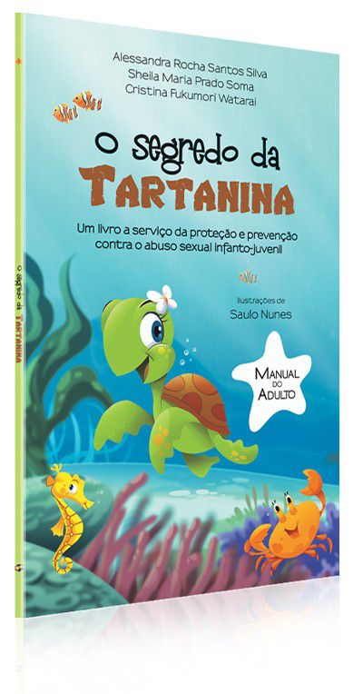 O Segredo da Tartanina (Manual do Adulto)