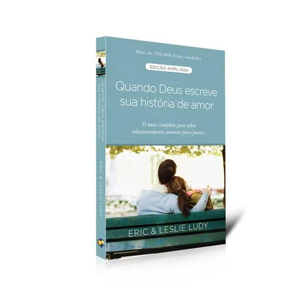 Quando Deus Escreve Sua História de Amor  - Loja da Família
