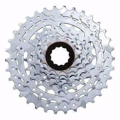 K7 Catraca Cassete Bike M40 7v Index 11-34 Cromado Sunrace