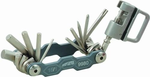 Chave Bike Canivete Dobravel 9980 Super B