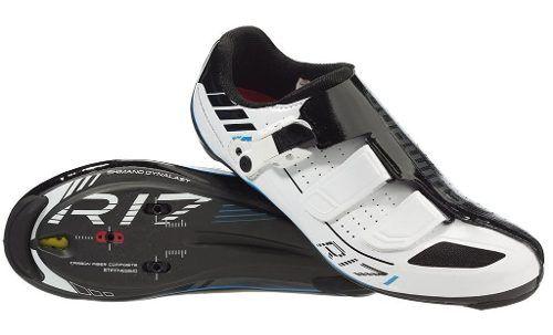 Sapatilha Speed Shimano Sh-r171 Carbon Preta Branca