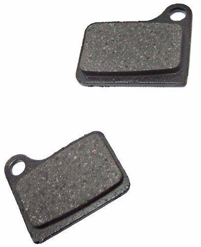Pastilha Freio Hidraúlico Ds15 Deore Semi Metal