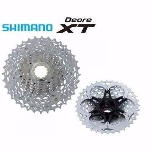 Cassete Catraca Shimano Xt Cs M771 10v 11/36d