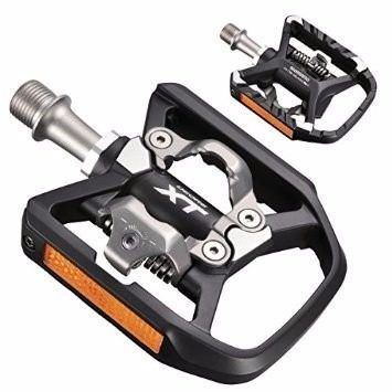 Pedal Shimano Deore Xt Trekking Dupla Face Pd-t780
