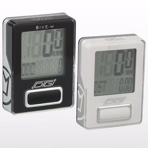 Velocimetro Shimano Pro Digital 5 Funções S/ Fio