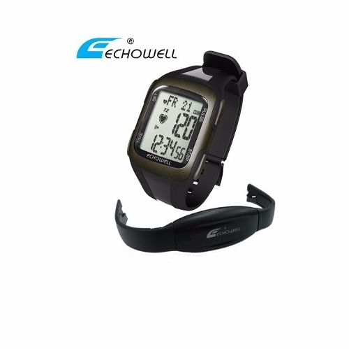 Relógio Corrida Com Monitor Cardíaco Echowell Ph5