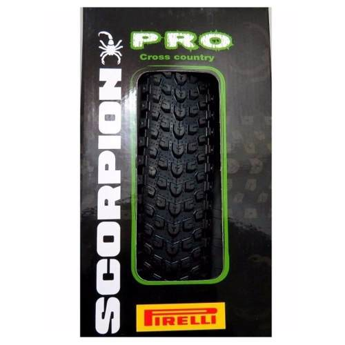 Pneu 29 X 2.20 Pirelli Scorpion Pro Kevlar Dobrável