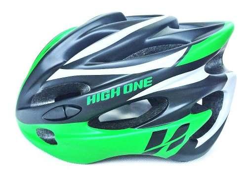 Capacete High One Mtb Speed Volcan Verde