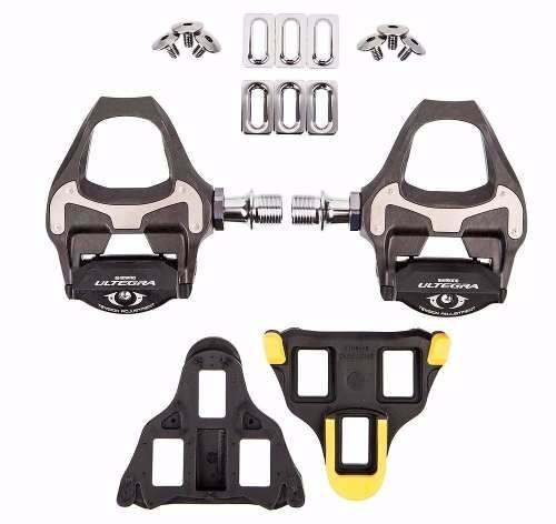 Pedal Shimano Ultegra Pd-6800 Carbono Speed