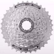 Cassete Shimano Hg41 8v 11 34 Prata