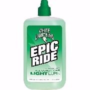 Lubrificante Corrente Bike Seco White Light Epic Ride 120ml