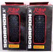 2 Pneus Pirelli Scorpion Mb3 Kevlar Mtb 29 X 2.00