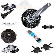 Grupo Shimano Acera M3000 27v 2018 Bike Mtb Kit
