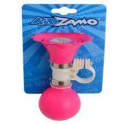 Buzina Corneta Infantil aco cromado/plastico KZ-145 Rosa