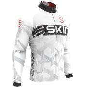 Camisa Bike Manga Longa Ciclismo Skin Pro GG