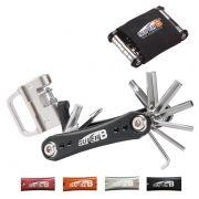 Chave Bike Canivete De Ferramentas 18 Funções Tb-FD20 Super B
