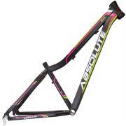 Quadro 29 Bike Mtb Absolute Rosa Mia Alumínio 6061 T15