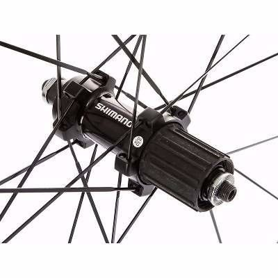 Roda Shimano Wh Rs11 Par Compativel 9/10/11 Veloc Speed