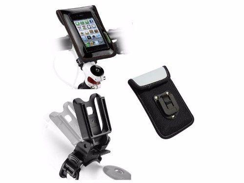 Bolsa Bike Smartphone Pro C/base Touchscreen Prova Àgua