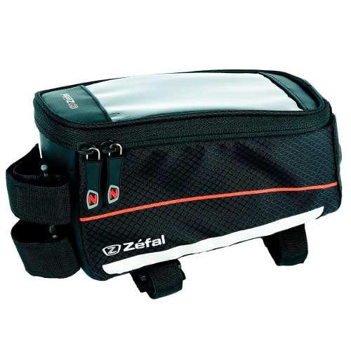 Bolsa Zefal Z Console Front Pack L Preta Para Quadro