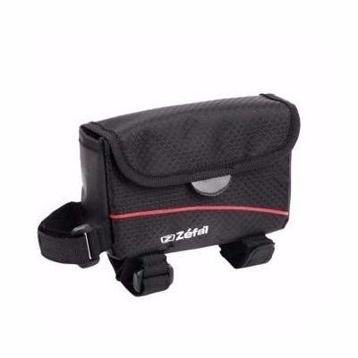 Bolsa Zefal Z Light Front Pack Para Quadro Preto