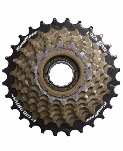 Catraca Roda Livre Sunrace 7v 14-28 Dentes Bike M05