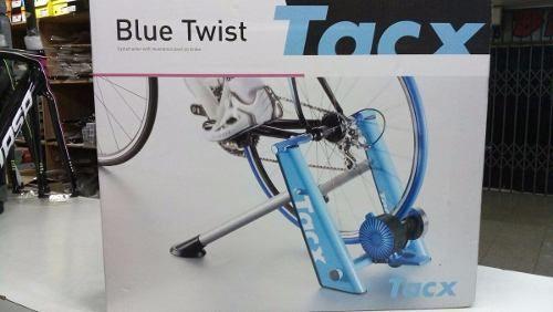 Rolo De Treino Bike Speed Trainer Tacx Blue Twist