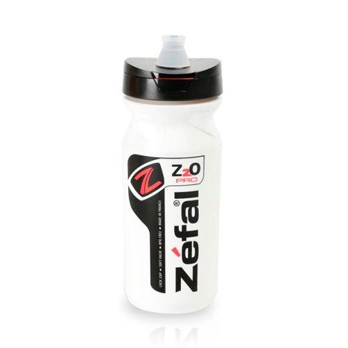 Garrafa Zefal Z20 Pro 800ml Transparente E Preto C/ Valvula