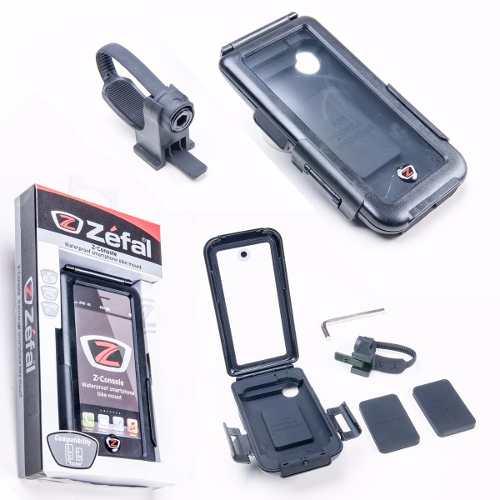 Suporte Iphone 4 4s E 5 Bike Moto Carro Corrida Zefal