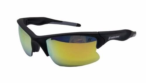 Oculos High One Iron C/ 3 Lentes Preto/cinza Bike