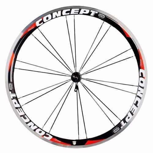 Roda Clincher Vzan Concept Speed 700c 8/9/10v 11v