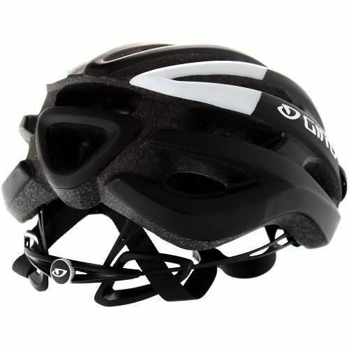 Capacete Bike Giro Foray Preto Fosco/branco Pro G