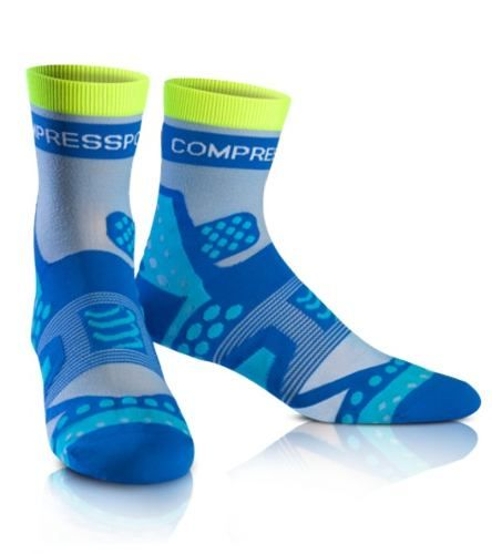 Meia De Compressão Pro Racing Socks Run Ultralight 12g
