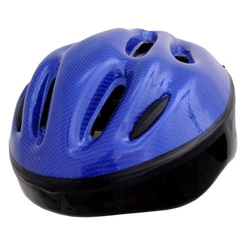 Capacete Bike Infantil Azul Tornado - Protek