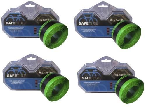 Fita Anti Furo Bike Pneu 29 27.5 26 Safetire 35mm (4 Pares)